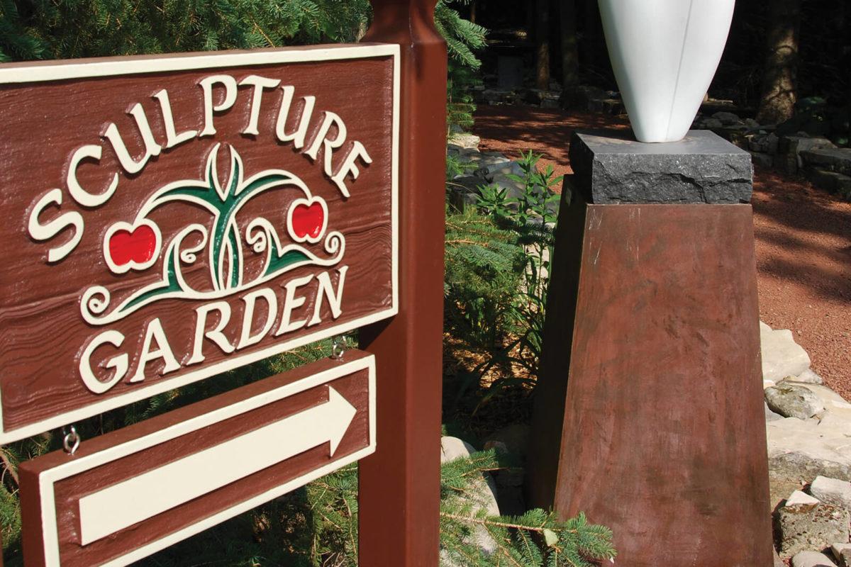 Sculpture Garden 1