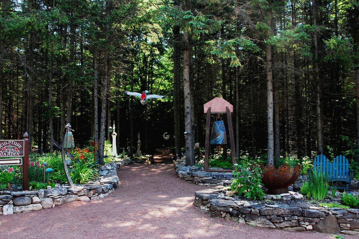 Sculpture Garden 4