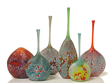 Elemental Vases