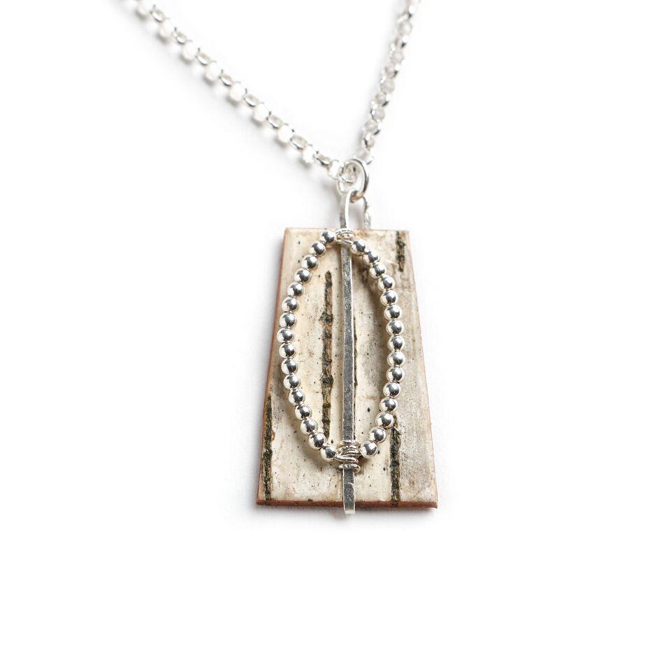 Classic Pendant Necklace