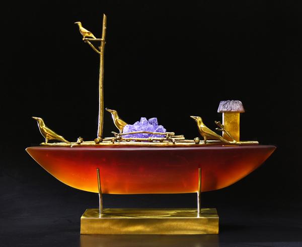 Crow Boat III 9/50