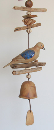 Dove Wind Chime