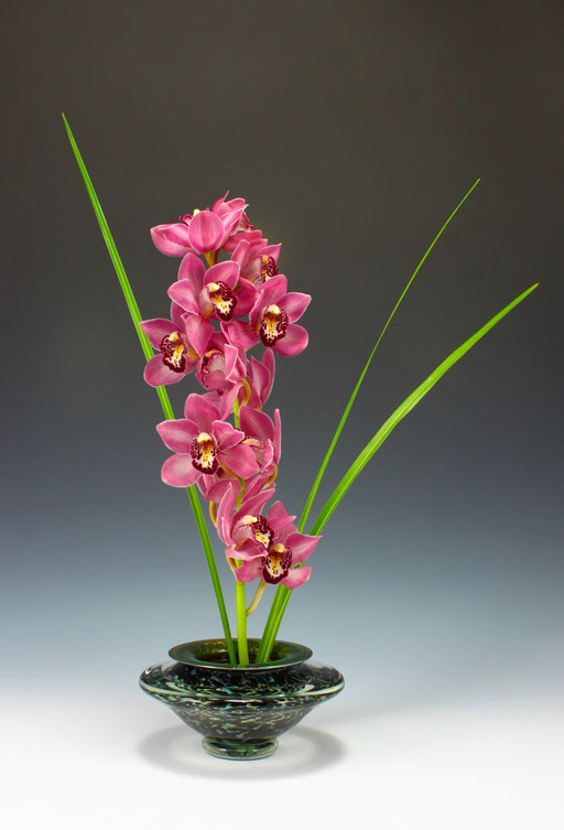 Ikebana Flower Bowl