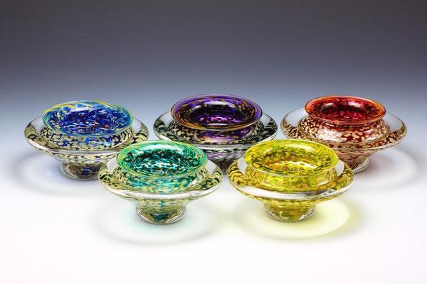 Ikebana Flower Bowls