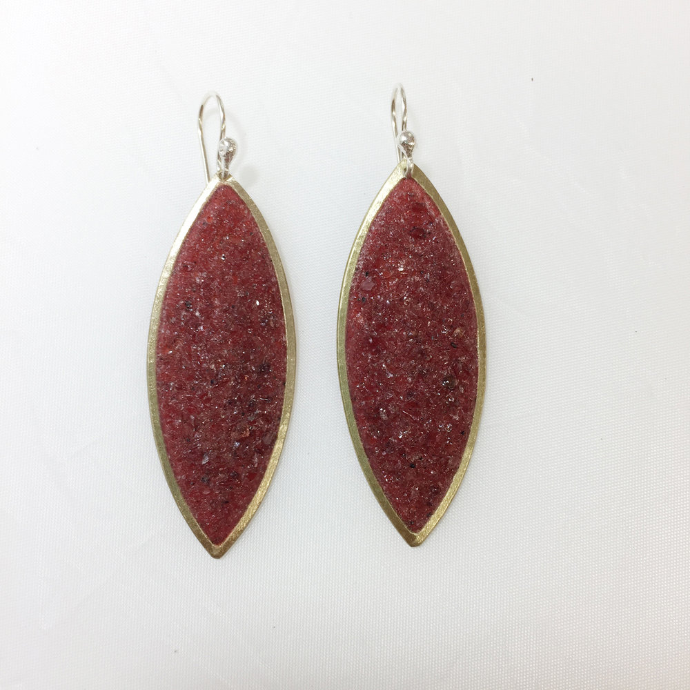 Spear Earrings