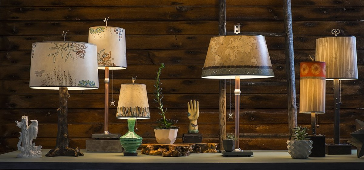 Assorted Lamps