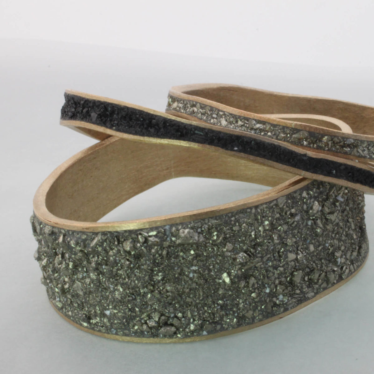 Wide and Thin Bangles