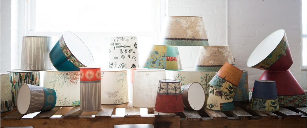 Assorted Lampshade Designs