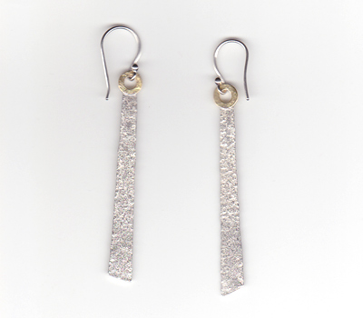 Tie Earrings