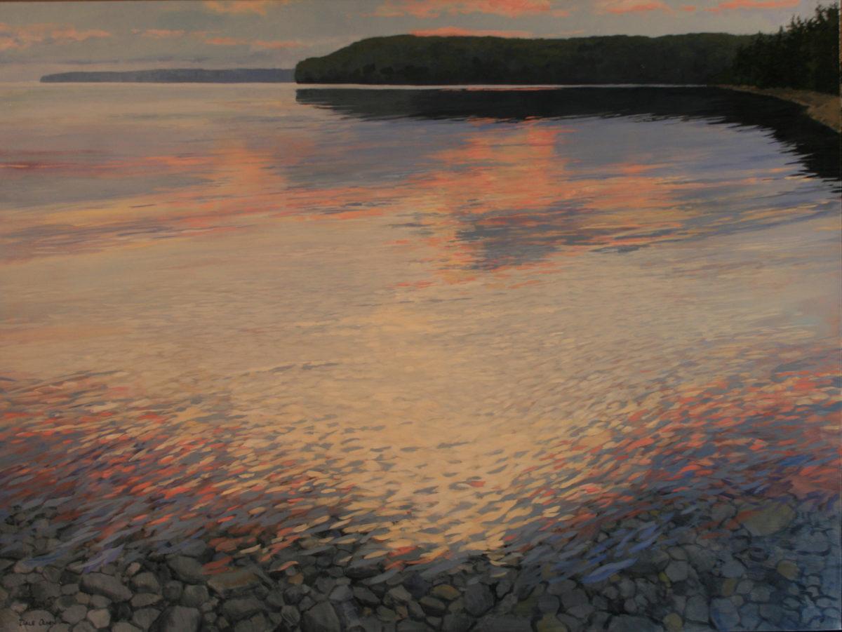 Reflections of Sunrise