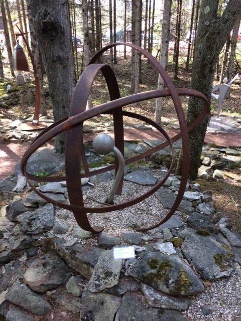 Garden Sphere, 53 inch diameter