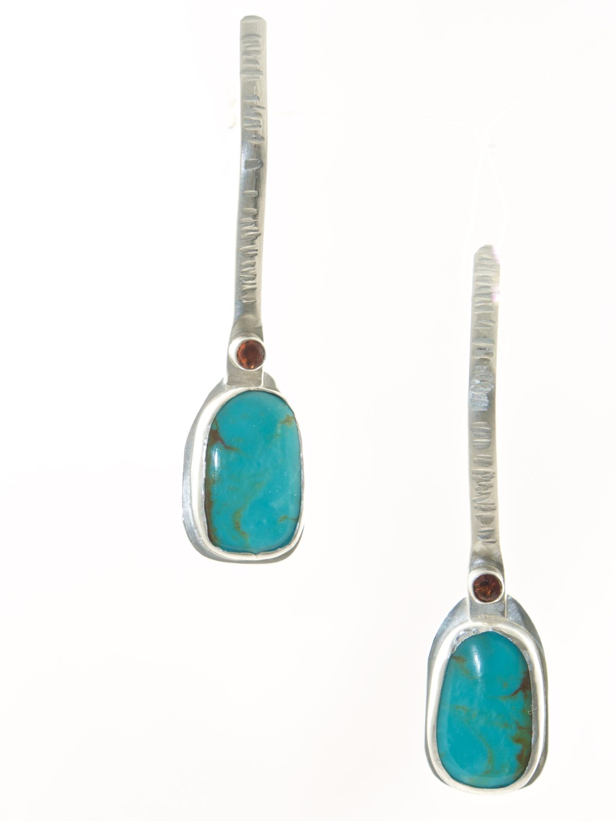 Kingsman Turquoise Earrings