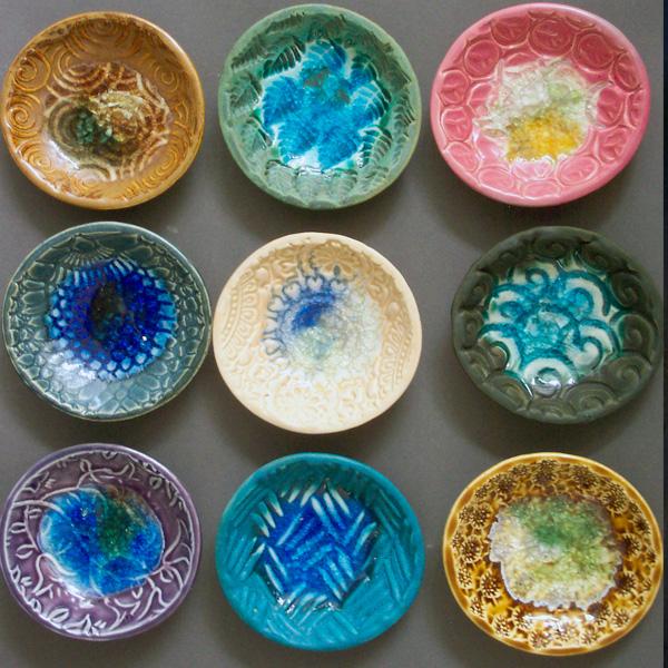 Jewel Bowls