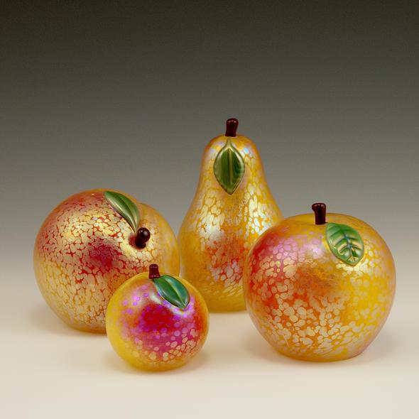 Gold Venetian Fruit