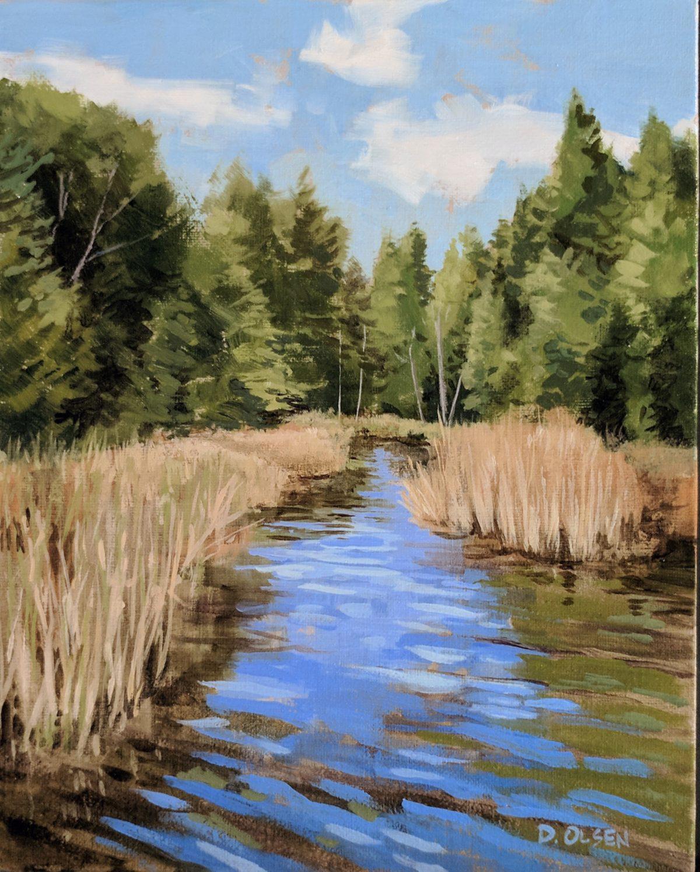 Mud Lake Creek