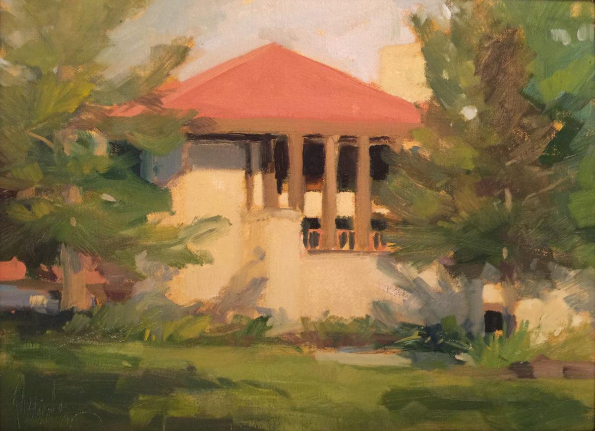 Hillside School at Taliesin