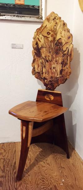 Woodmania Chair