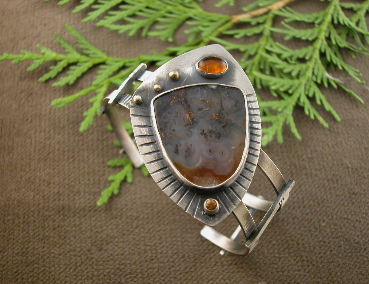 Shield Bracelet