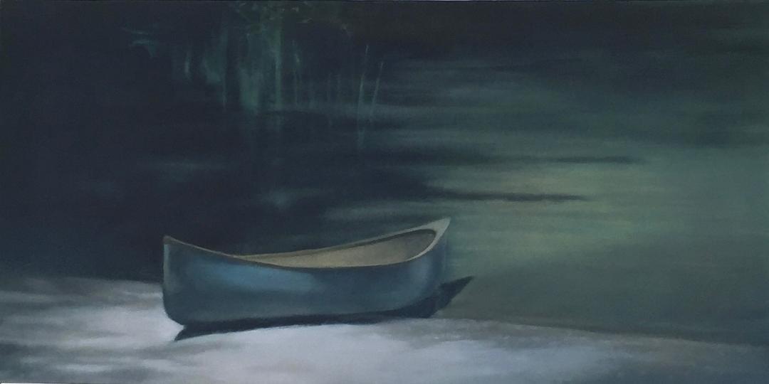 The Blue Canoe