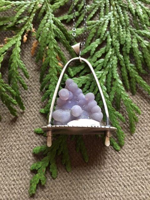 Grapes on a Shelf